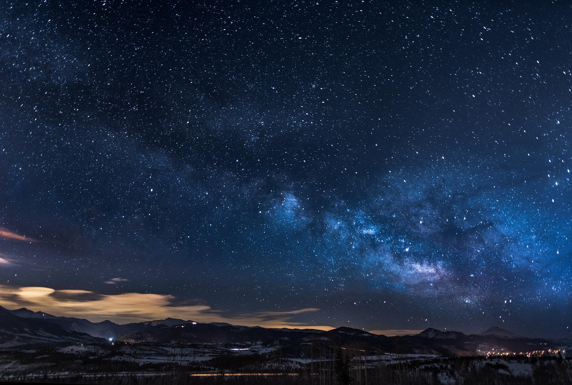 Zaujímavé objekty na oblohe