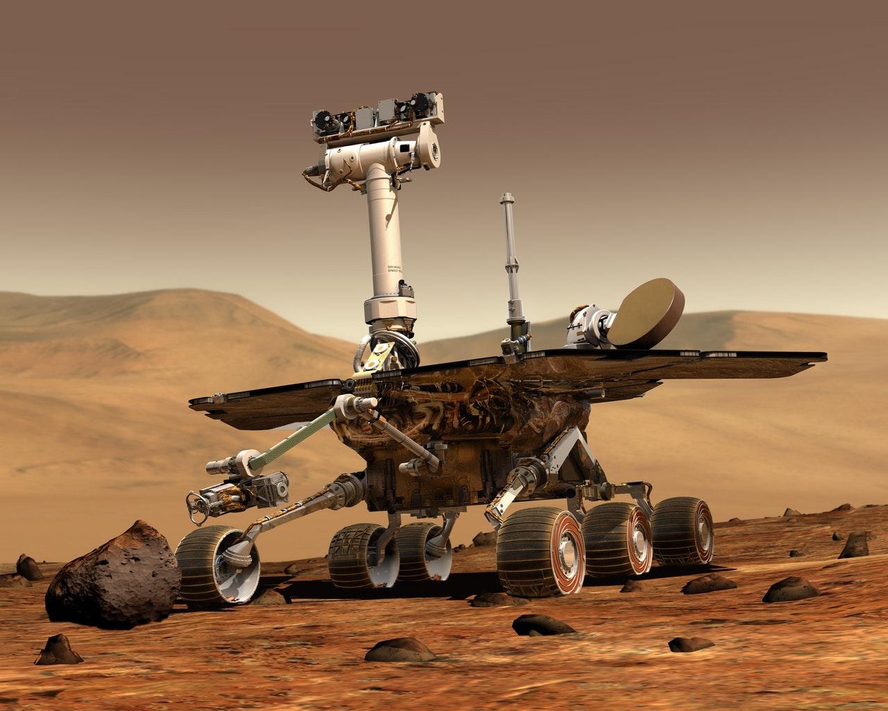 Rover 2020 – nový výtvor z dielne NASA
