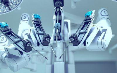 Operácie vykonávané robotmi – nová éra zdravotníctva